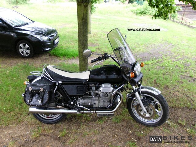1986 Moto Guzzi  850 T3 Motorcycle Chopper/Cruiser photo