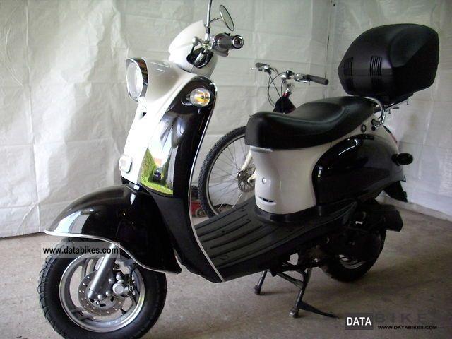 2008 Baotian  Venus Motorcycle Scooter photo
