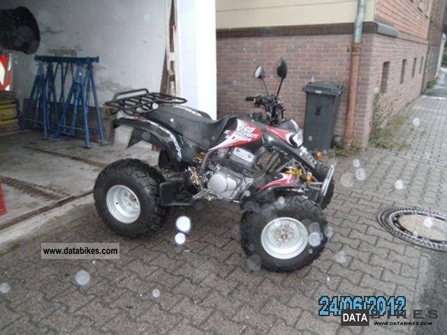 2008 Explorer  Stinger Motorcycle Quad photo