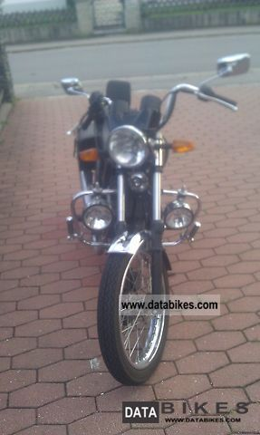 2004 Jawa  350 chopper Motorcycle Chopper/Cruiser photo