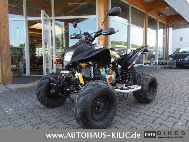 2010 Bashan  CHONGQING BS200S * Matte Black * Motorcycle Quad photo