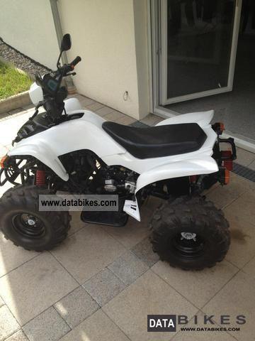 2007 Bashan  200S-3 Motorcycle Quad photo