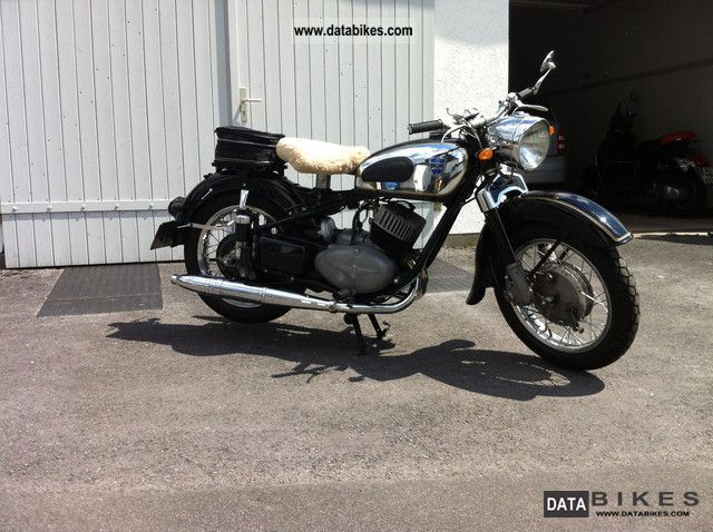 Other  Adler MB 250 1955 Vintage, Classic and Old Bikes photo