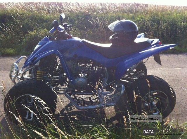2008 Hyosung  HS-400 ATV 2 Motorcycle Quad photo
