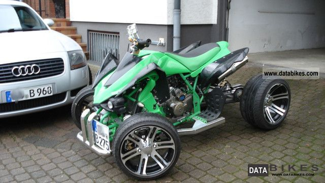 2010 Other  Spy300F1 Motorcycle Quad photo