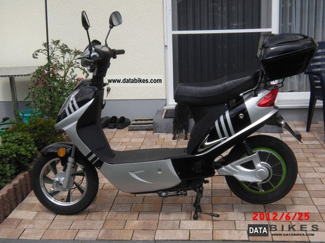 Other  Spacerider eco city 45 plus 2012 Electric Motorcycles photo