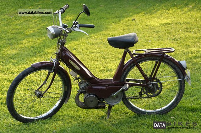 Other  M1 Motobecane Moby Mobylette 1967 Electric Motorcycles photo