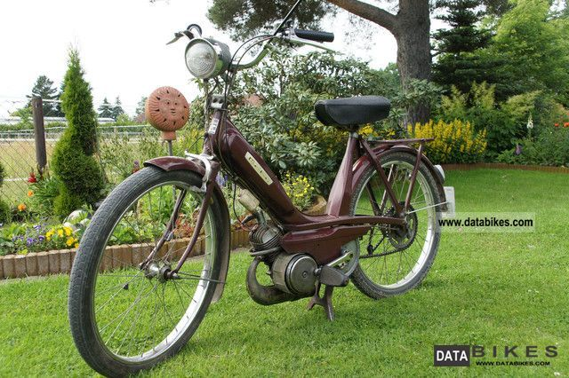 1967 Other M1 Motobecane Moby Mobylette Motorcycle Motor-assisted ...