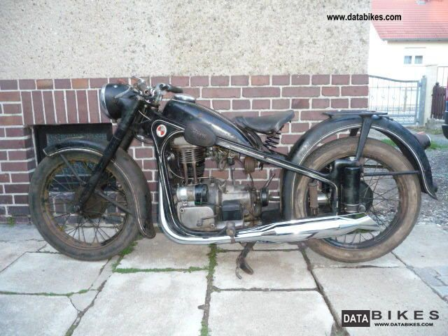Other  EMW R35-3 1953 Vintage, Classic and Old Bikes photo