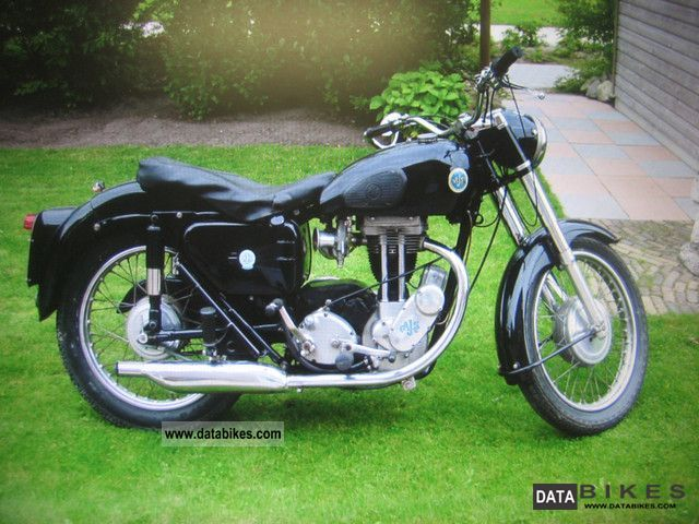 Other  AJS 350 TYPE 16 MS, IR 04-1957 1957 Vintage, Classic and Old Bikes photo
