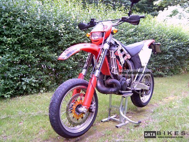 2001 Gasgas  250EC Motorcycle Super Moto photo