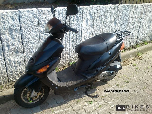 2005 Baotian  QM5CQT-6 (Rex RS 450) Motorcycle Scooter photo