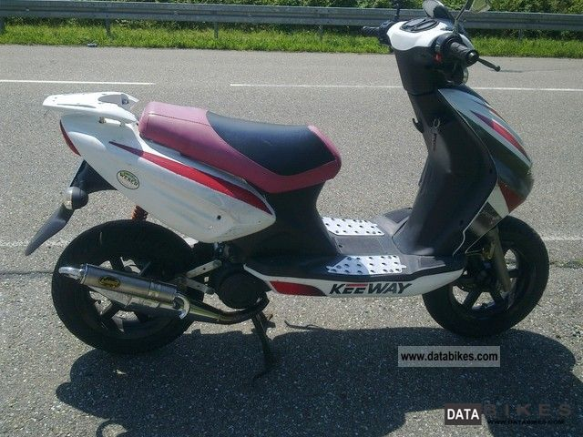 Keeway  rx8 2008 Scooter photo