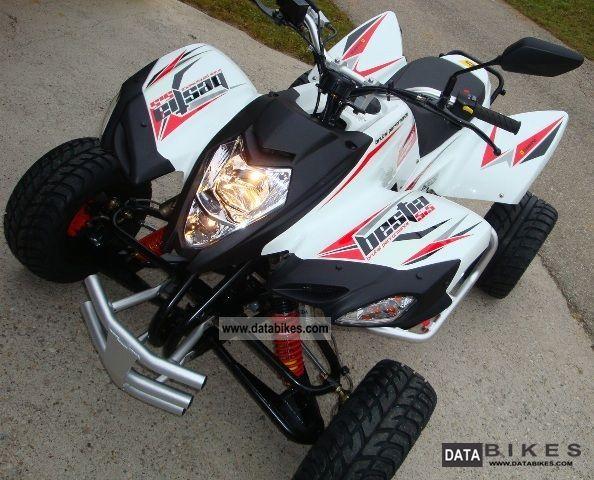 2012 Beeline  Bestia Motorcycle Quad photo