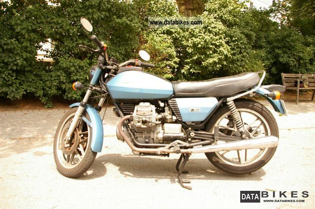 Moto Guzzi  V 50 1978 Vintage, Classic and Old Bikes photo