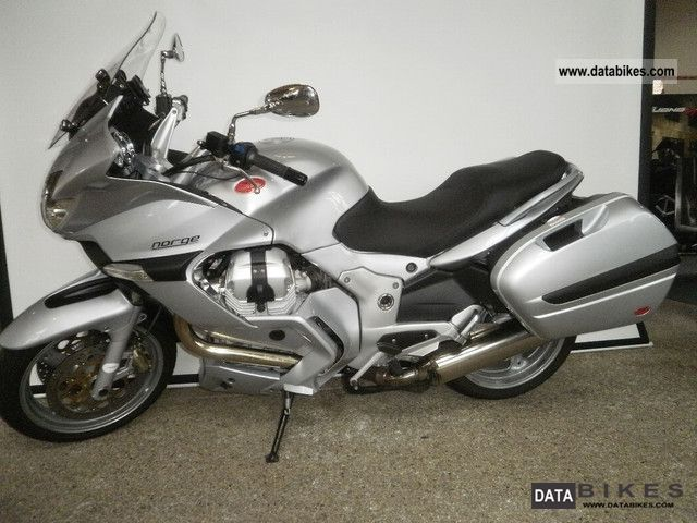 2010 Moto Guzzi  Norge1200GT Motorcycle Motorcycle photo