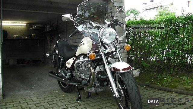 1991 Moto Guzzi  1000 Cal.III Motorcycle Tourer photo