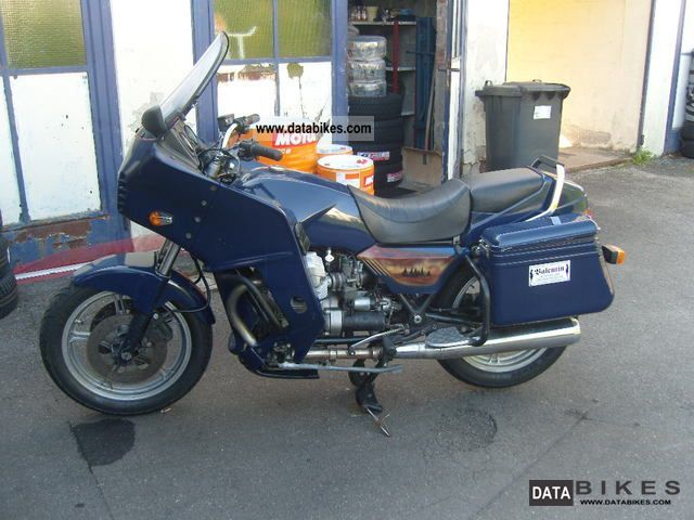 1988 Moto Guzzi  850 Motorcycle Chopper/Cruiser photo