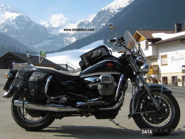 2009 Moto Guzzi  California Vintage Motorcycle Chopper/Cruiser photo