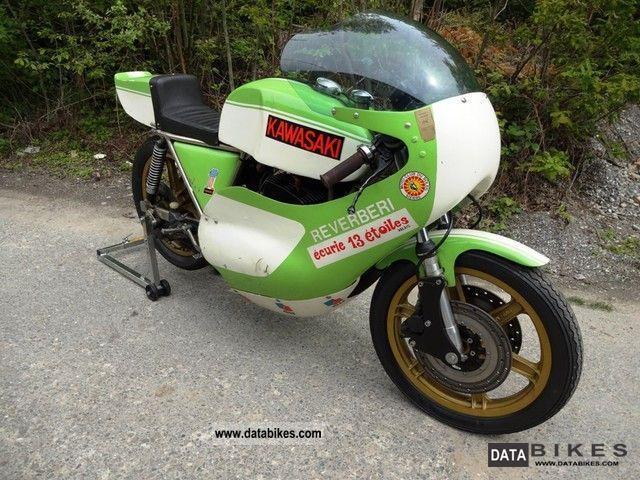 2012 Kawasaki  PERCH 750 H2 Motorcycle Racing photo