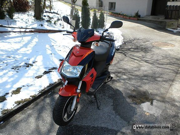 2008 Tauris  Mambo Motorcycle Motor-assisted Bicycle/Small Moped photo