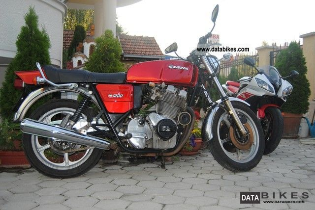 Laverda  1200 1979 Vintage, Classic and Old Bikes photo