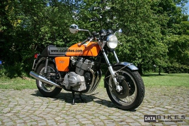 Laverda  1000 1974 Vintage, Classic and Old Bikes photo