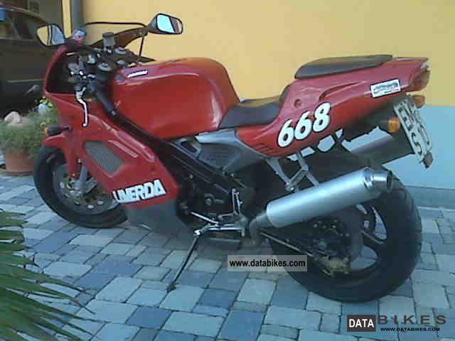 Laverda  supersport 1996 Motorcycle photo