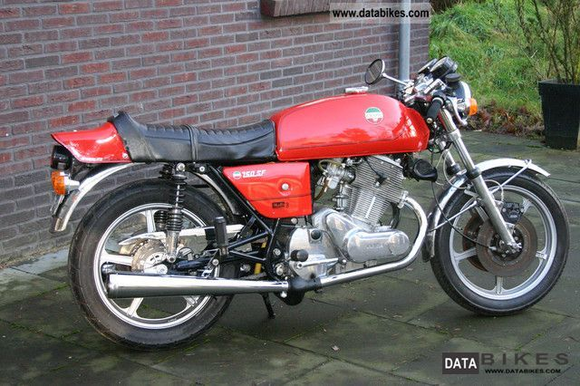 Laverda  750SF 1977 Vintage, Classic and Old Bikes photo