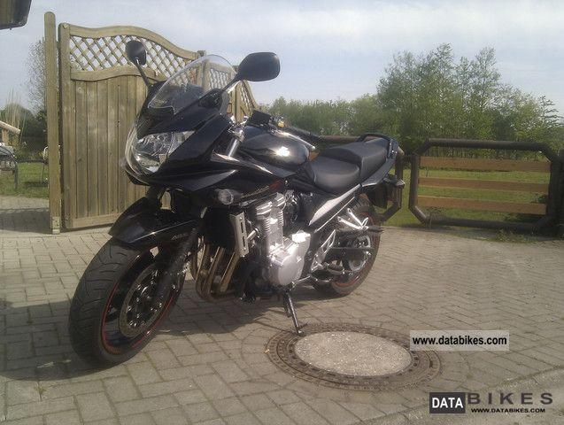2009 Suzuki  Bandit 650 Motorcycle Motorcycle photo