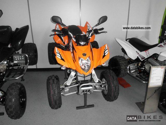 2012 Arctic Cat  DVX 300 Motorcycle Quad photo