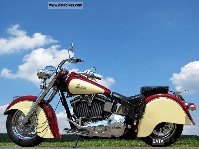 Indian  Chief Limited Edition - No. 571 of 1100 1999 Chopper/Cruiser photo