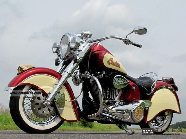 Indian  Chief Deluxe with German approval 2003 Chopper/Cruiser photo