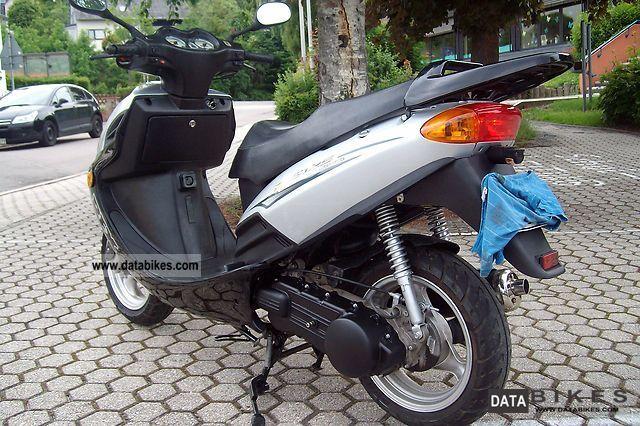 2006 Baotian  REX RS 125 Motorcycle Lightweight Motorcycle/Motorbike photo