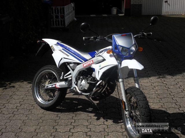2002 Derbi  Senda SM X-treme Motorcycle Scooter photo