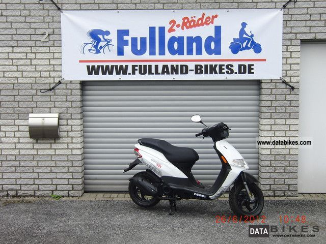 2012 Derbi  Atlantis 50 Home Price on request Motorcycle Scooter photo