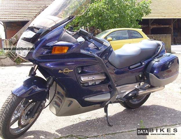1995 Sachs  ST 1100 Pan European Motorcycle Tourer photo
