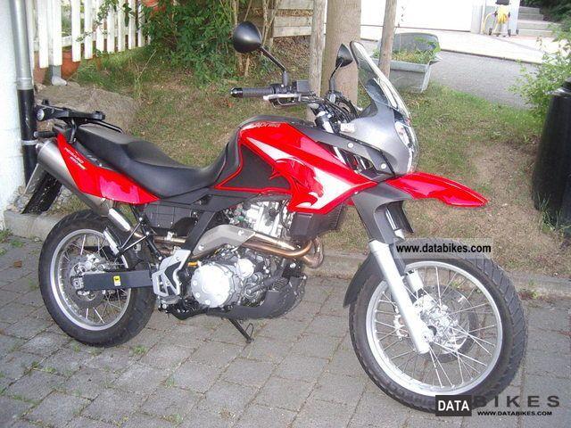 2007 Aprilia  Pegaso Trail - € 3 Motorcycle Enduro/Touring Enduro photo