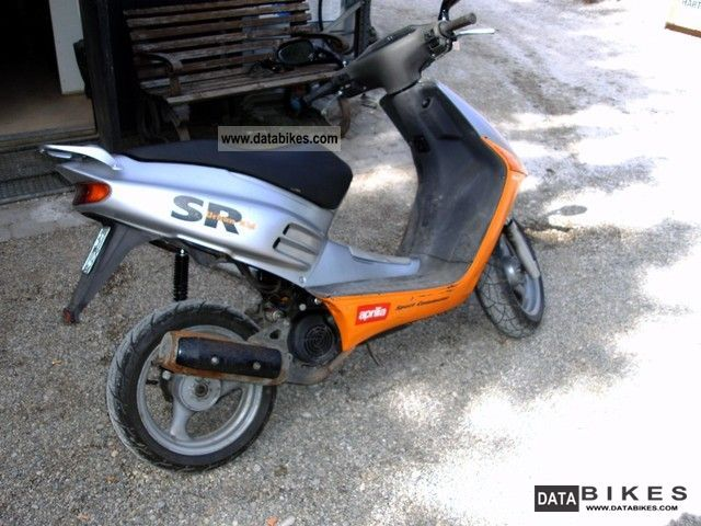 1995 Aprilia  Urban Kid Motorcycle Motor-assisted Bicycle/Small Moped photo