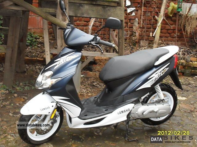 2009 Yamaha  jog r Motorcycle Scooter photo