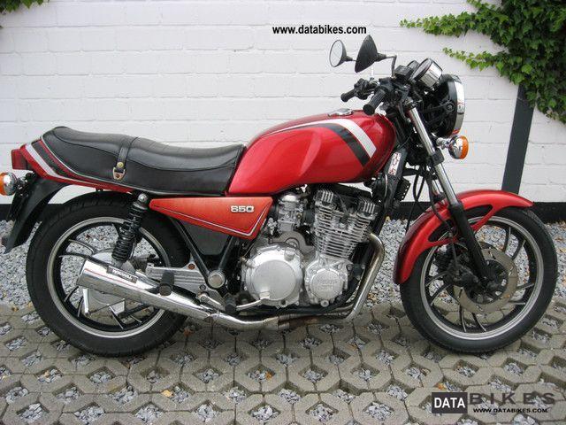 1993 Yamaha XJ 650 Motorcycle Sport Touring Motorcycles Photo