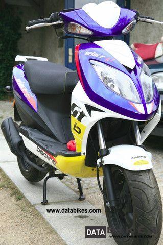 2010 Beeline  GT50 veloce Motorcycle Scooter photo