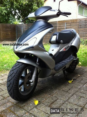 2001 Benelli  491 Sports Motorcycle Scooter photo