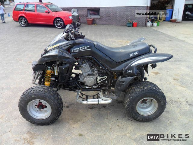 2007 Dinli  DL 901 Motorcycle Quad photo