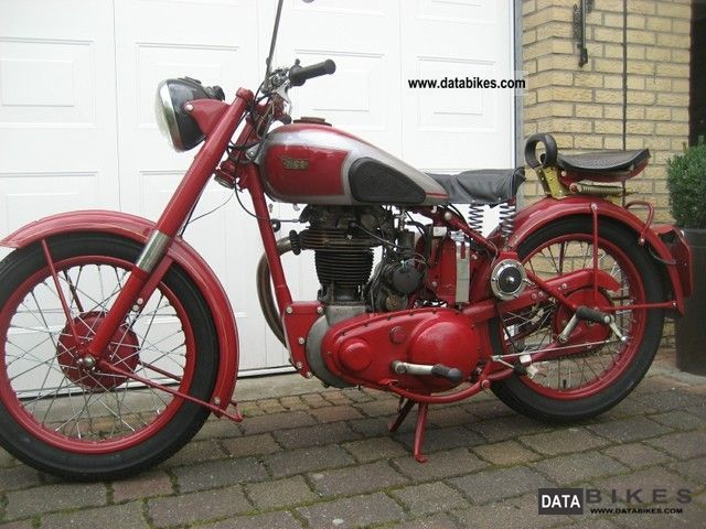 BSA  B31 1951 Vintage, Classic and Old Bikes photo