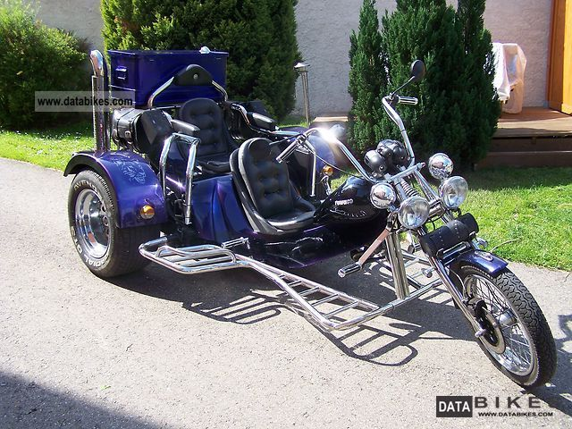 1996 Rewaco  Hs1 Motorcycle Trike photo