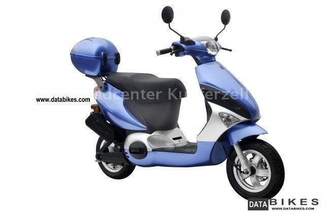 Generic  Stream 2200W electric scooter 2012 Electric Motorcycles photo
