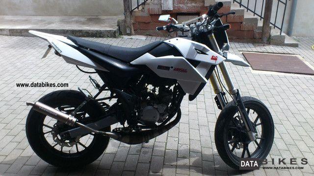 2007 Generic  Trigger SM 50 Motorcycle Super Moto photo