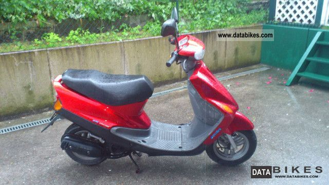 1995 MBK  FORTE Motorcycle Scooter photo