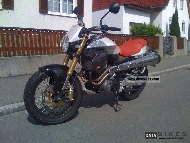 2009 Derbi  Mulhacen 659 Motorcycle Naked Bike photo